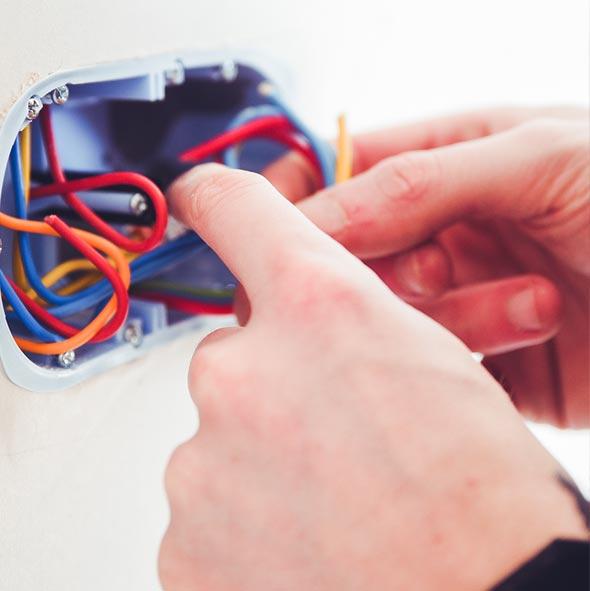 Les valeurs sûres de notre équipe d'électriciens